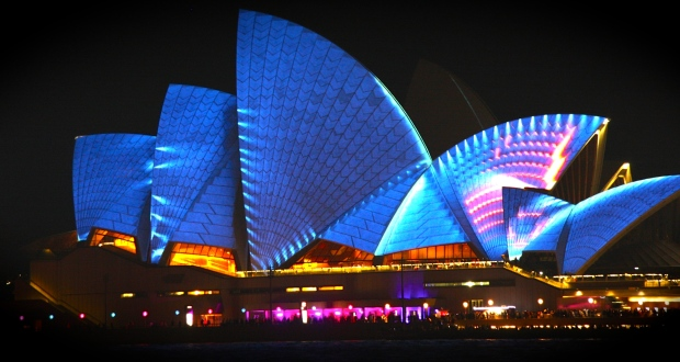 The beautiful Opera House