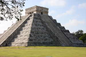 Chicen Itza - © 2014 Kate Vista