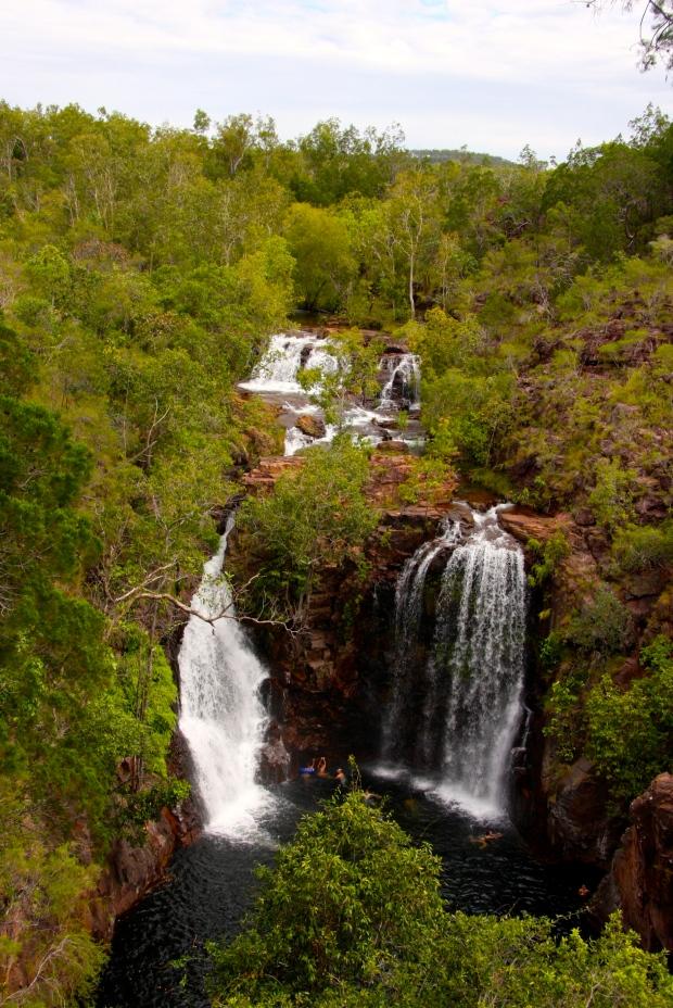 Tomer Falls © 2014 Kate Vista