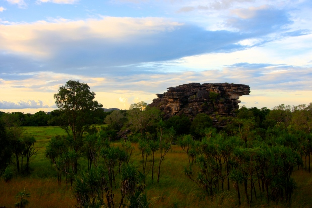Ubirr at Sunset © 2014 Kate Vista