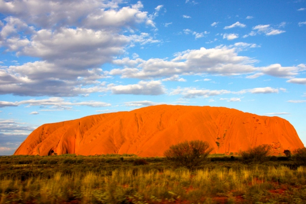Uluru Up Close © 2014 Kate Vista