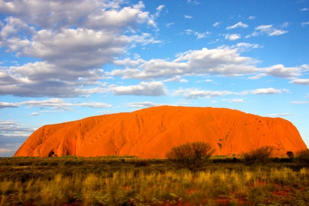 Uluru Up Close © 2014 Kate Vista