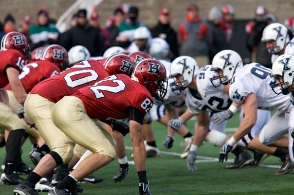 Harvard V's Yale. A winter tradition. © Kate Vista, 2015